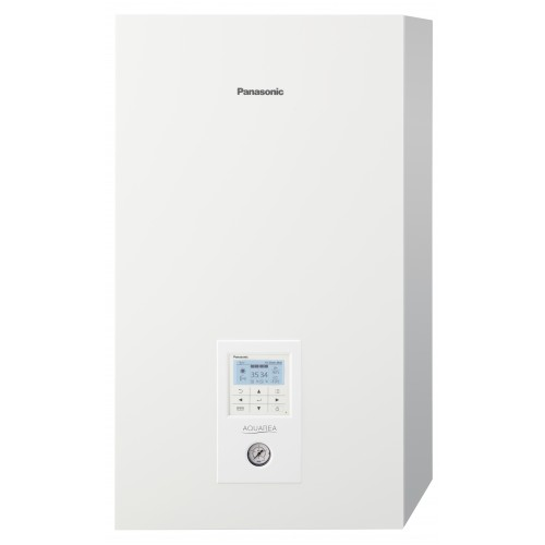 Тепловой насос Panasonic KIT-WC012H6E5 (WH-UD12HE5/WH-SDC12H6E5)